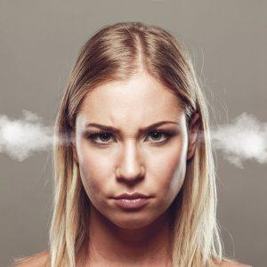 ¿Cómo son los signos del zodíaco cuando se enojan?